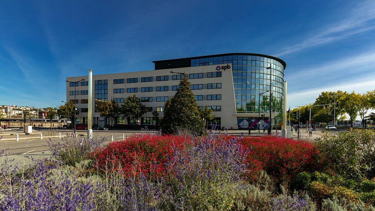 L'entreprise familiale SPB emploie 400 salariés auHavre, son siège social.