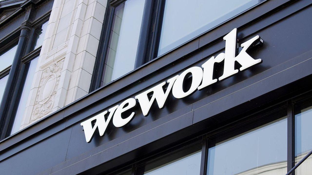 WeWork veut fusionner avec un SPAC pour entrer en Bourse à une valorisation de 9milliards de dollars, dette comprise.