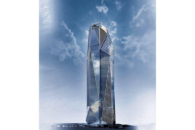 Avec ses 220 mètres de haut, la tour Hekla figurera, après l'été 2022, en seconde position du quatuor des tours de bureaux les plus hautes de France avec First (Paris La Défense), Montparnasse (Paris 15e), et Incity (Lyon). Conçu par Jean Nouvel et codéveloppé par Hines et AG Real Estate, cet ensemble de 76.000 mètres carrés de bureaux et services réinvente l'espace de travail pour en faire un véritable lieu de vie. Au pied de la tour, une promenade plantée ainsi qu'une offre de restauration nouvelle génération sont également prévues.