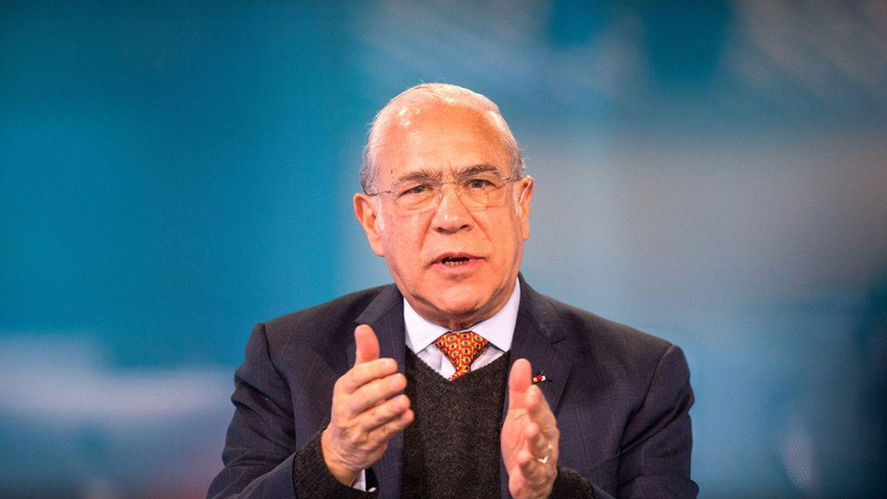 Pour le secrétaire général de l'OCDE, Angel Gurría, la communauté internationale doit se préparer à d'autres chocs économiques.