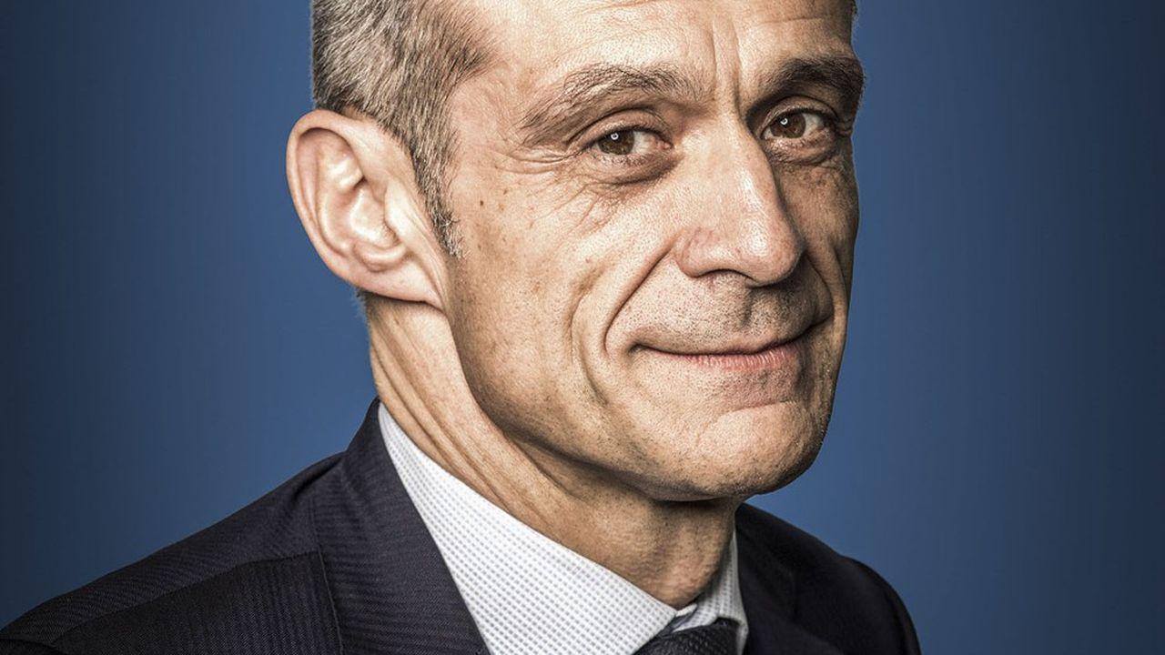 Jean-Pascal Tricoire est PDG de Schneider depuis 2013. Il était président du directoire entre2006 et2013.
