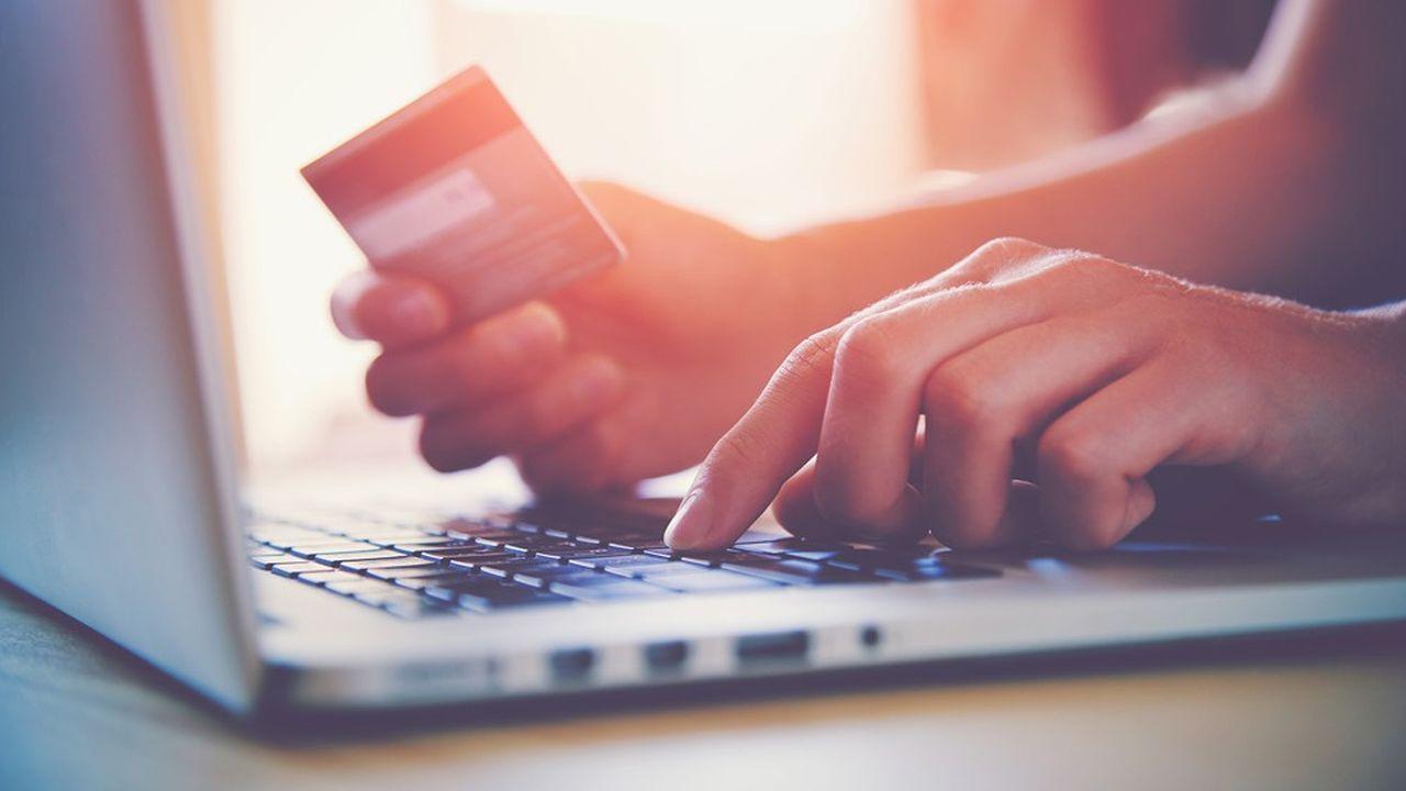 Le commerce en ligne a beaucoup progressé à la faveur de la crise sanitaire.
