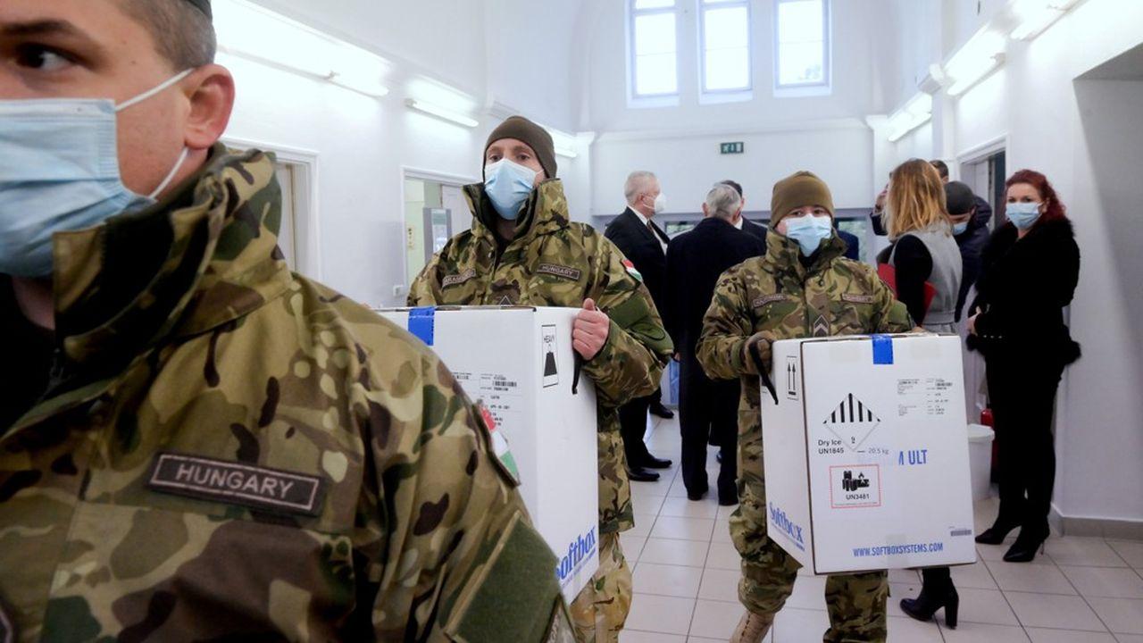 La Hongrie affiche sur la semaine écoulée le plus haut taux de mortalité au monde, avec 15,7 morts pour 100.000 habitants.