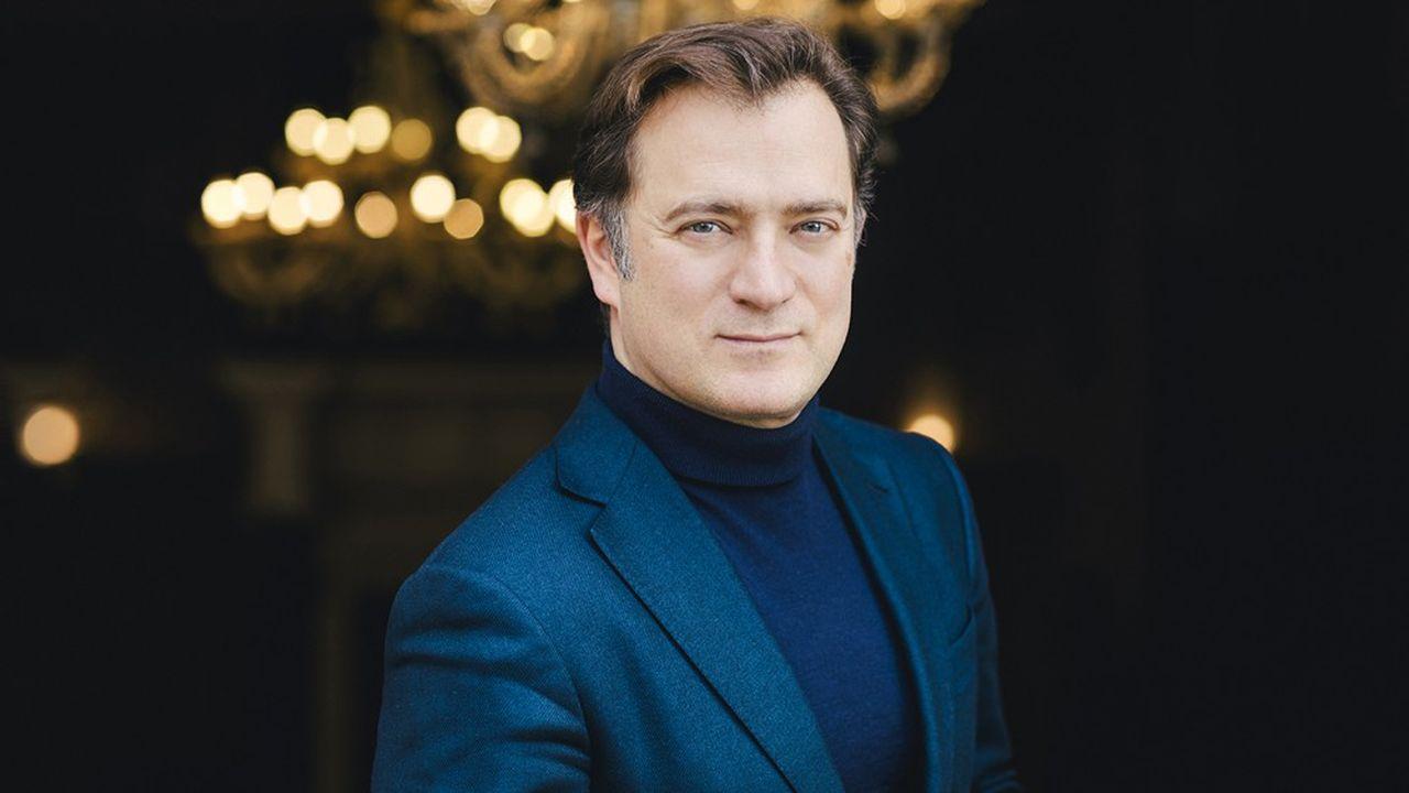 Le violoniste Renaud Capuçon, le 12 mars à Paris.
