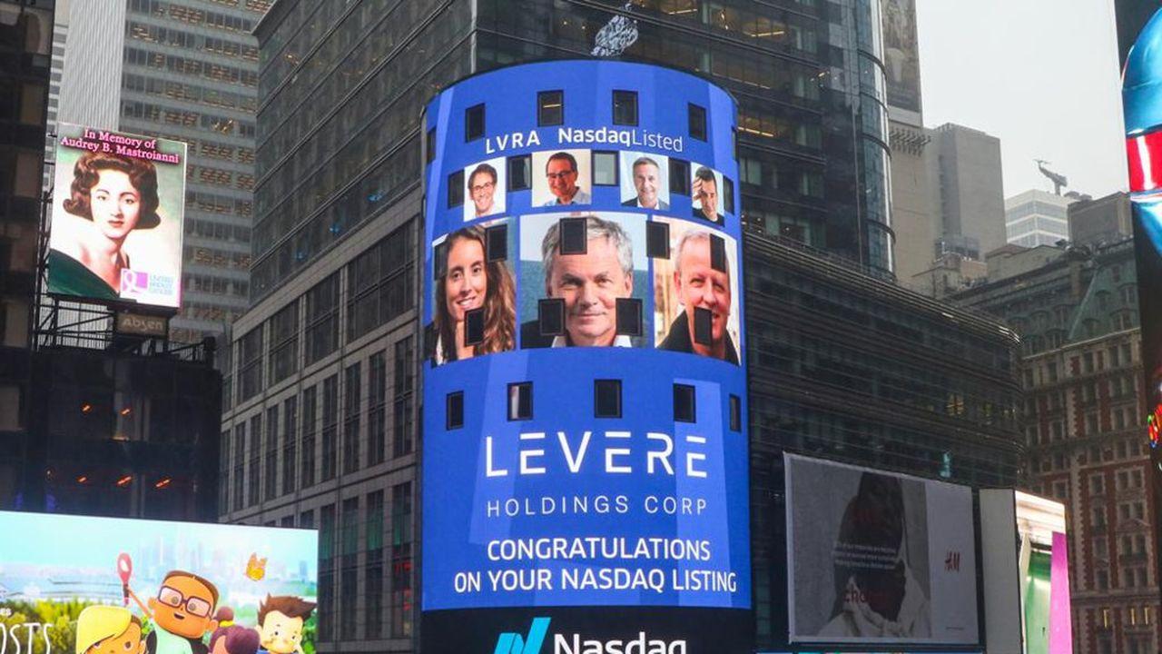 In totale, i dirigenti di Levere Holdings hanno due anni per attaccare in Europa, con una grande acquisizione in vista.