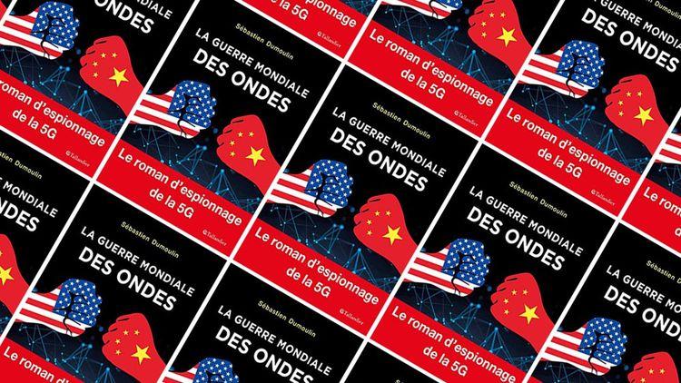La guerre mondiale des ondes. Le roman d'espionnage de la 5G. Par Sébastien Dumoulin. Editions Tallandier. 281 pages. 19,90 euros.