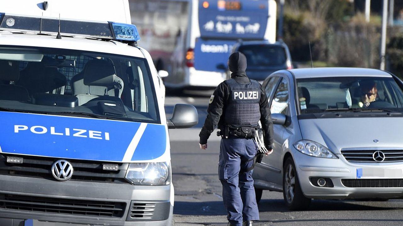 Les contrôles sanitaires vont être renforcés à la frontière franco-allemande.