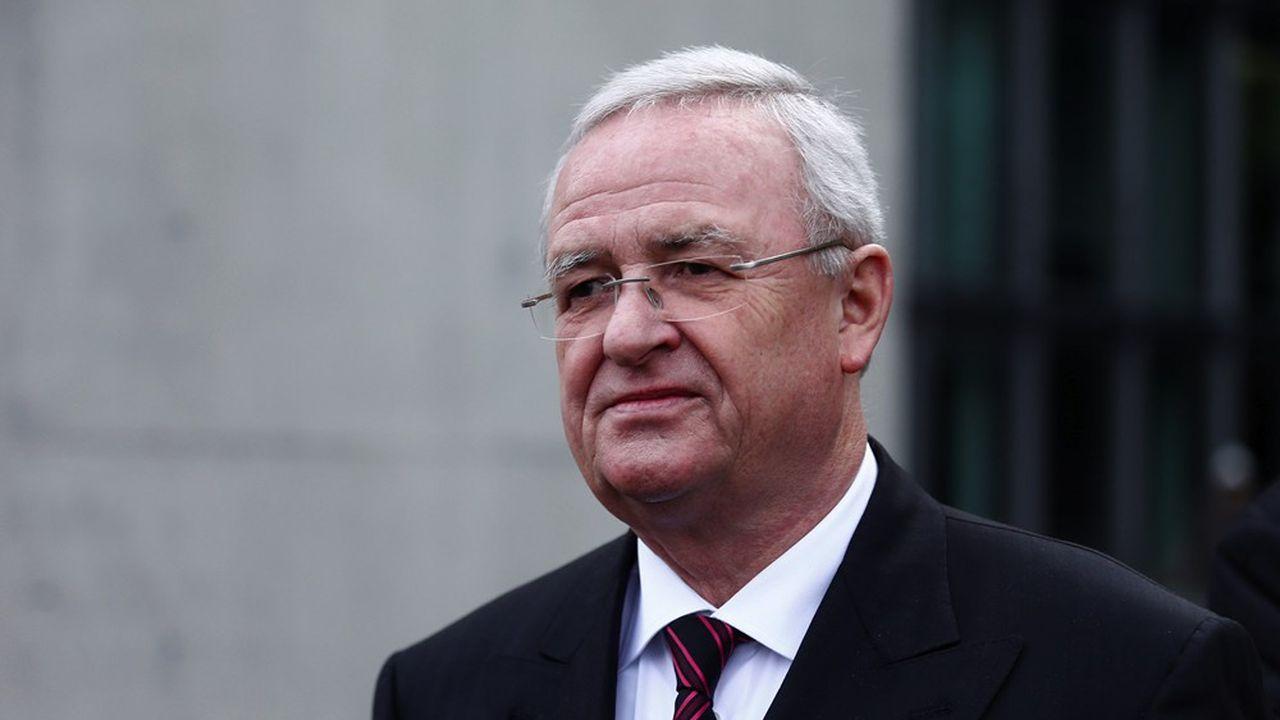 L'ancien président du directoire de Volkswagen, Martin Winterkorn, avait démissionné dès septembre2015, quelques jours après l'explosion du scandale du dieselgate.