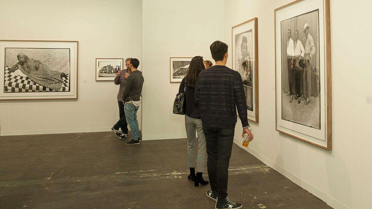 La galerie Nathalie Obadia, en pointe dans ce combat, tout comme Emmanuel Perrotin qui a mobilisé les réseaux sociaux.