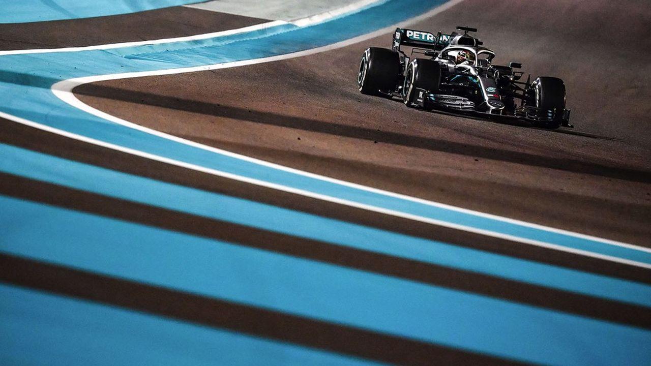 L'audience mondiale moyenne par Grand Prix lors de la saison 2020 de Formule1 est de 87,4millions de téléspectateurs, selon le Formula One Group.