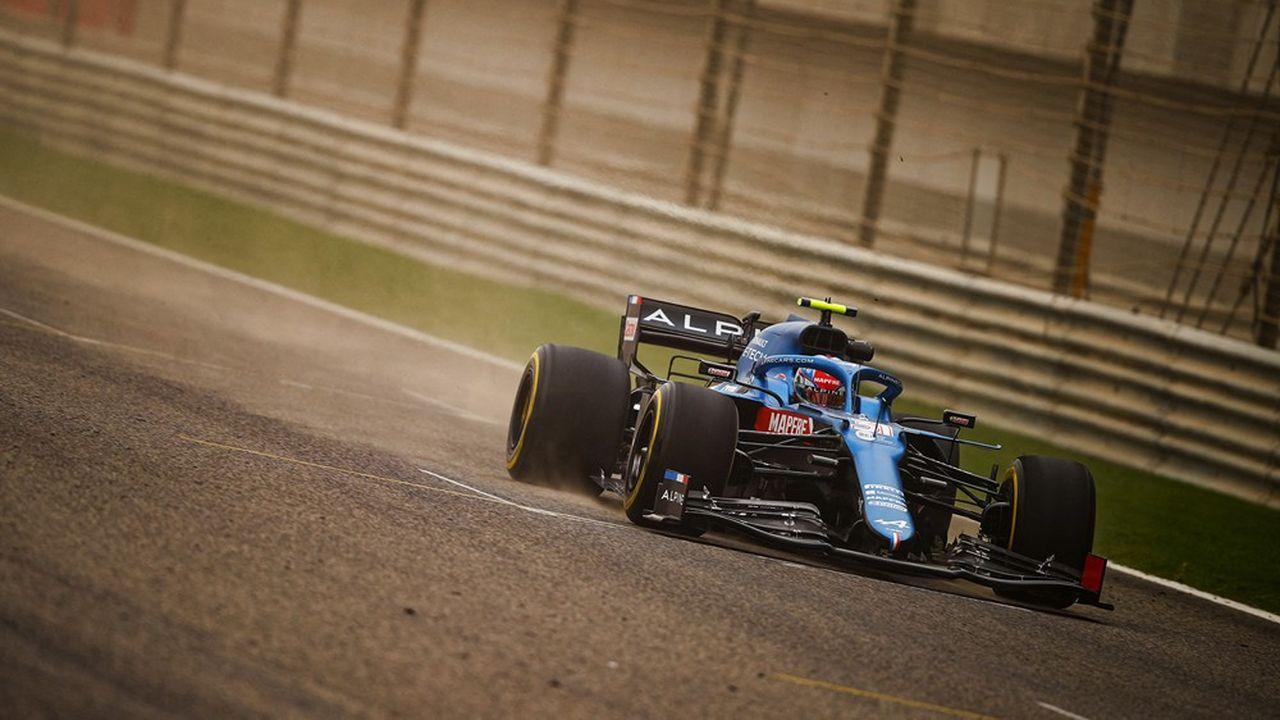 Le groupe Renault a décidé d'engager désormais sa filiale Alpine en lieu et place de Renault Sport à compter de cette année.