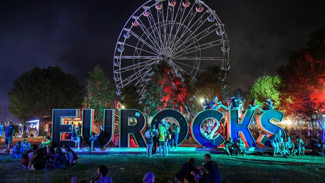 Les Eurockéennes font partie de ces événements hors normes, annulés à 80% en 2020.