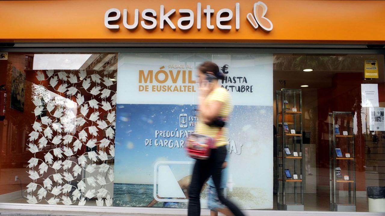 L'opérateur régional Euskaltel, créé en 1996, s'est lancé récemment dans une politique d'expansion nationale sous la marque Virgin.