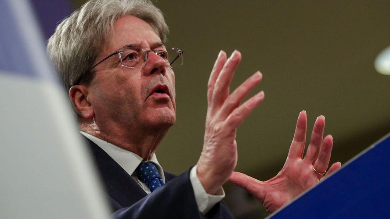 Paolo Gentiloni voit dans la crise sanitaire une «chance historique» de changer les règles budgétaires européennes.