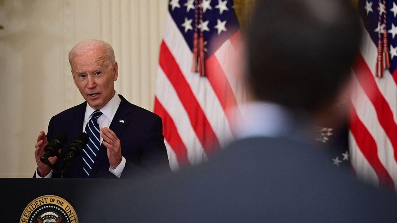 Joe Biden doit présenter son plan pour les infrastructures ce mercredi à Pittsburgh.
