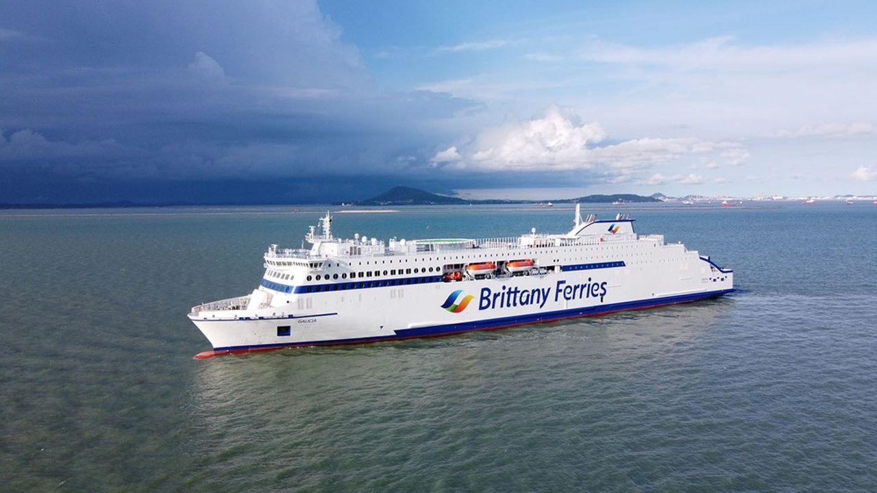 Lechiffre d'affaires de la compagnie maritime bretonne a chuté de 57%, passant de 469millions d'euros en 2019 à 202,4millions en 2020. Et rien n'indique que 2021 sera meilleure.
