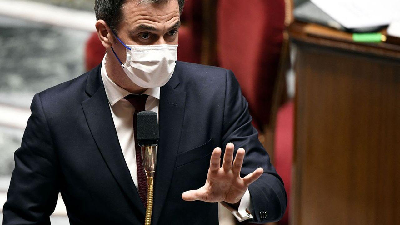 Le ministre de la Santé et des Solidarités, Olivier Véran, a assuré ce mardi à l'Assemblée nationale que la «protection des Français» restait «la boussole» de l'exécutif.