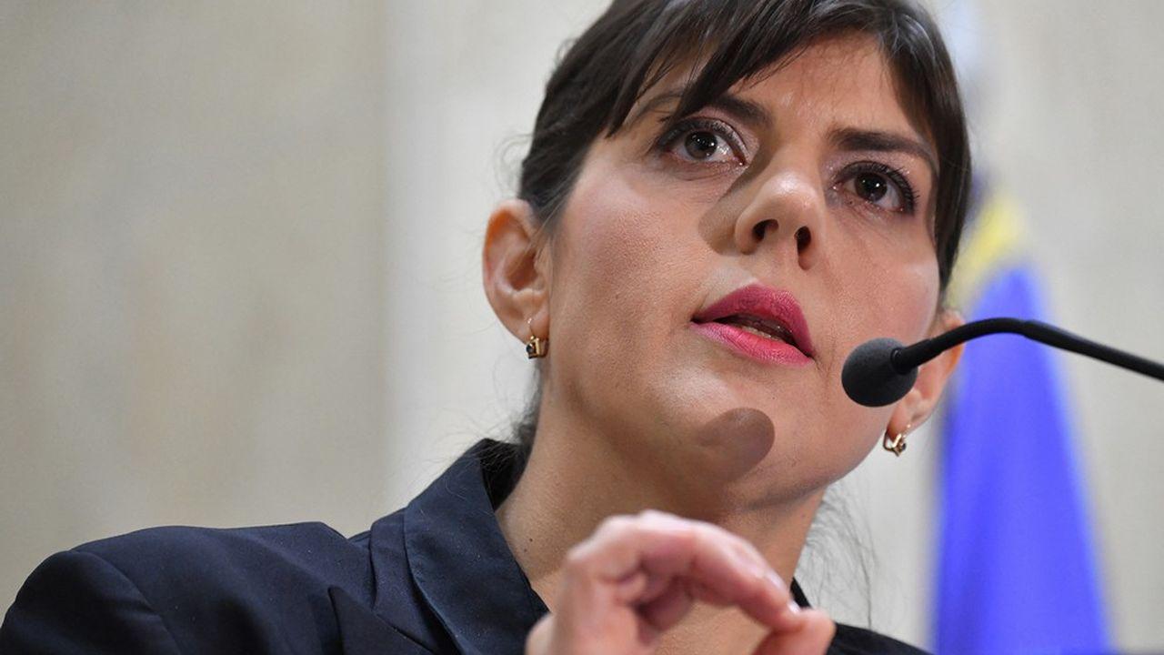 Laura Codruta Kövesi.