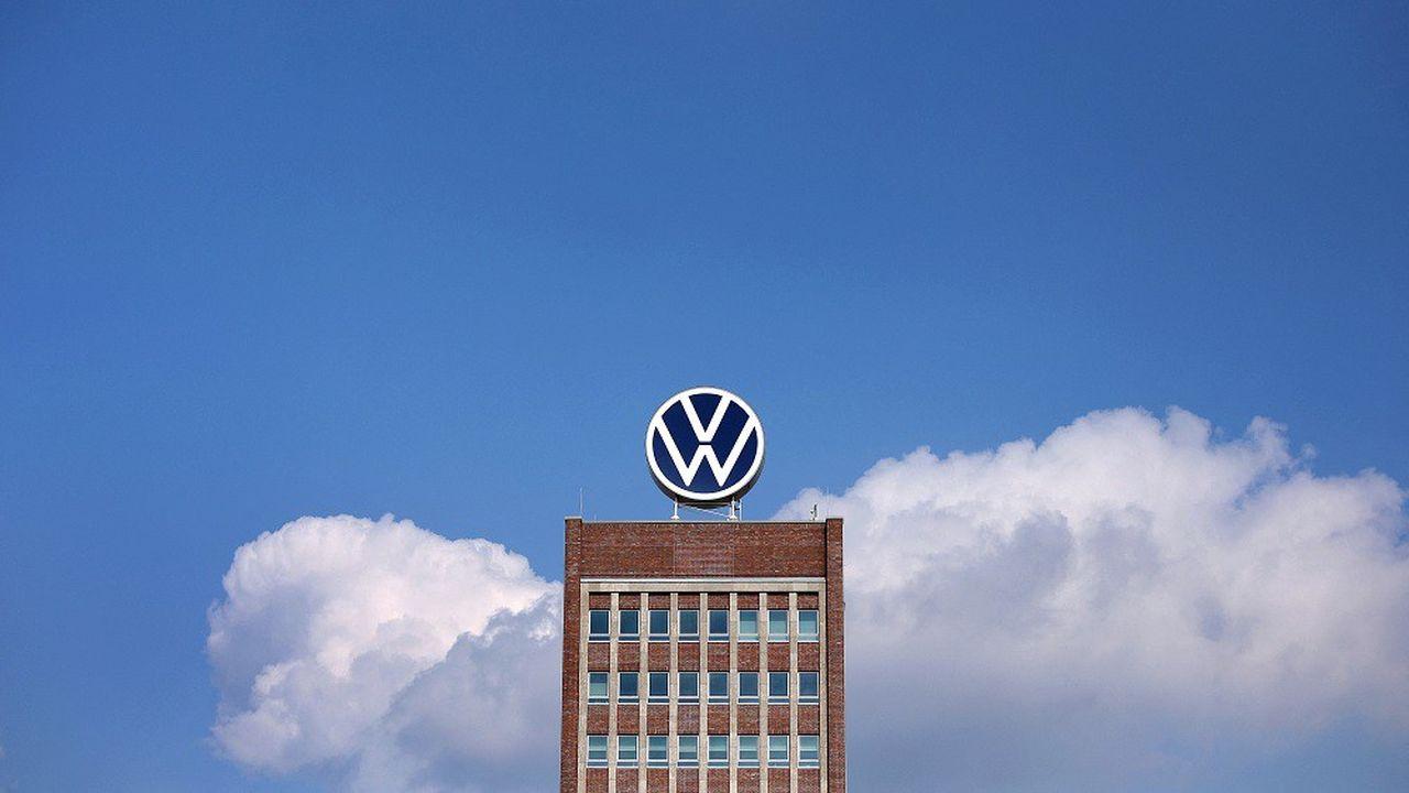Le canular de Volkswagen s'inscrit dans la campagne de lancementde son SUV 100% électrique, l'ID.4.