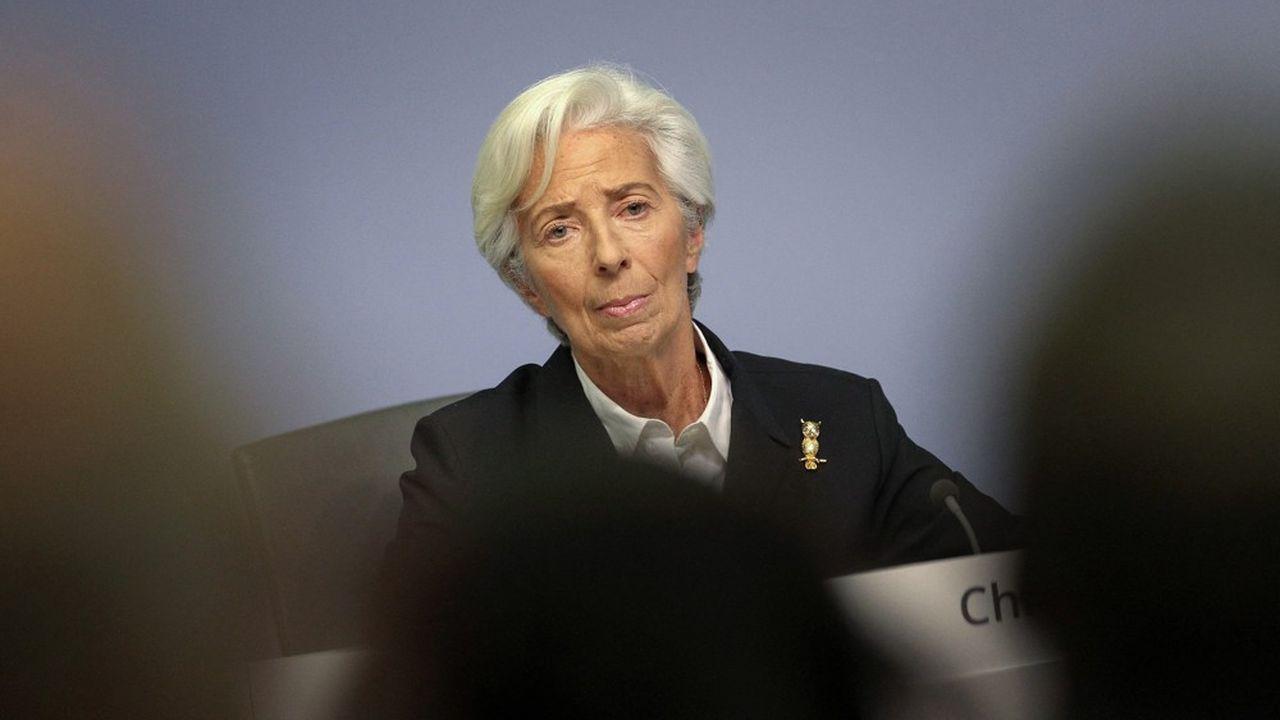 «Les marchés peuvent nous tester autant qu'ils le souhaitent», a affirmé mercredi Christine Lagarde, présidente de la BCE.