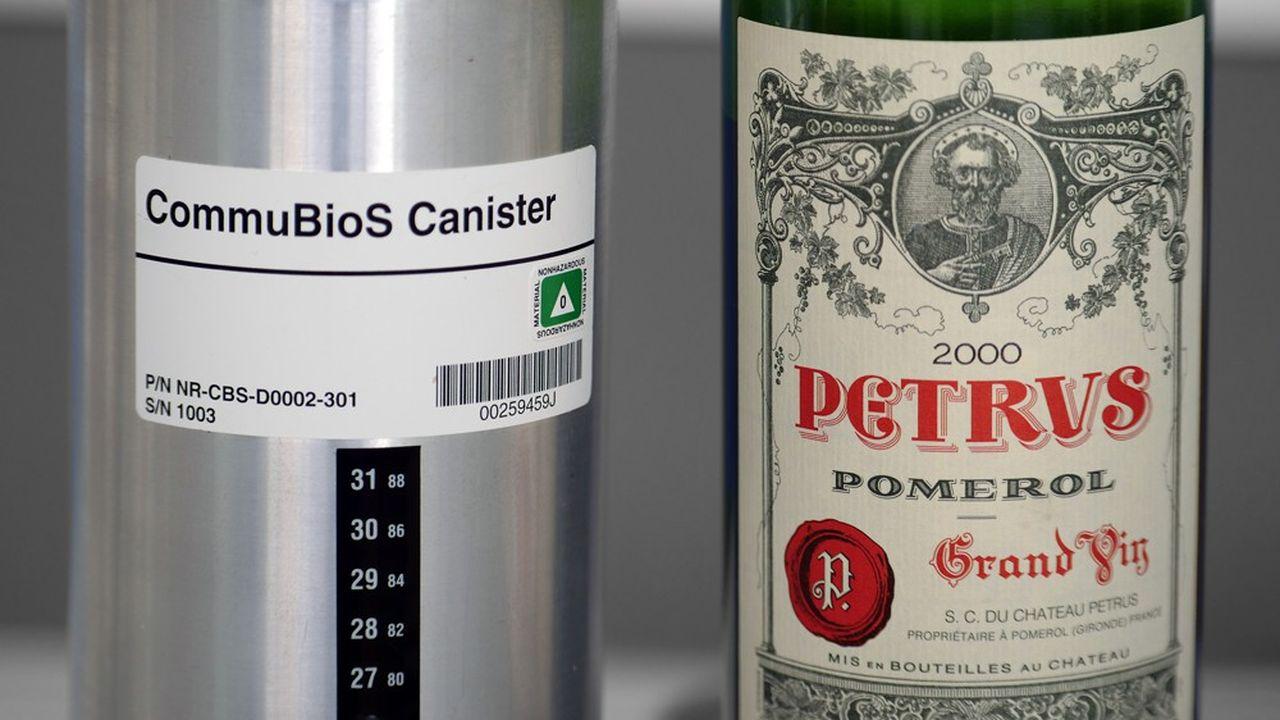 Onze des douze dégustateurs ont noté des différences, avec une couleur plus tuilée et un goût ayant évolué pour le «vin de l'espace».