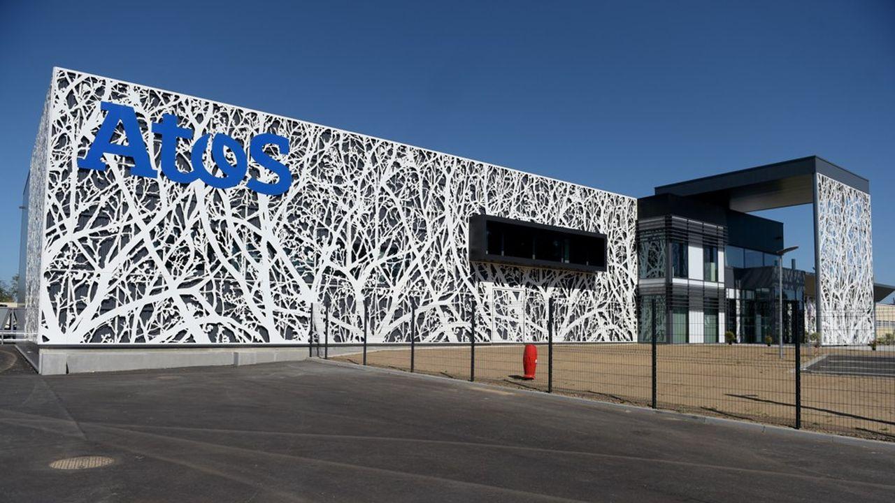 L'action du groupe informatique français Atos a chuté de plus de 14% à la mi-journée jeudi 1eravril.