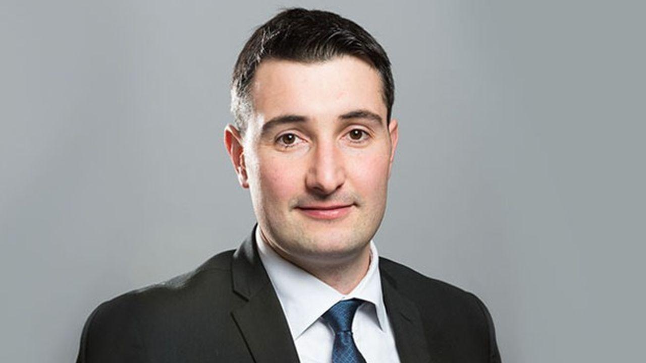 Benoît Combret, notaire à Rodez - membre du Groupe Monassier