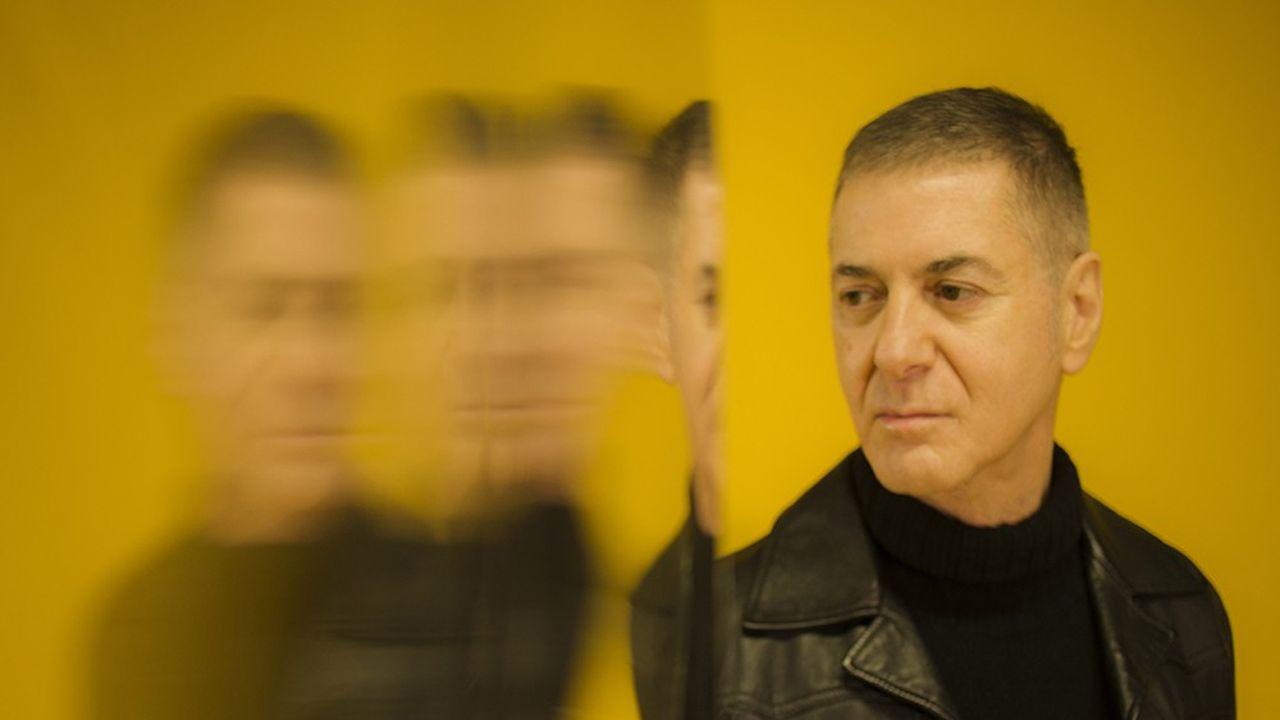 Etienne Daho, photographié le 5 mars.