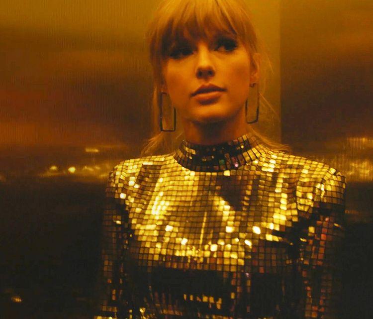 Taylor Swift dans «Miss Americana».