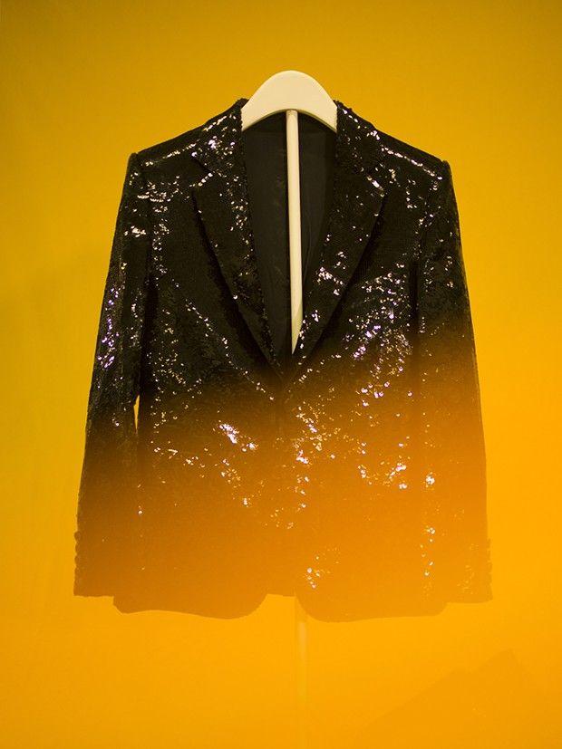 La veste pailletée Slimane, 2019, Eden Tour.