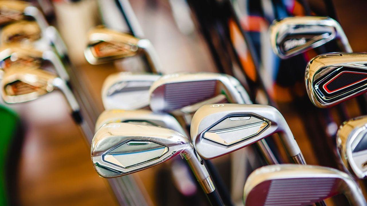 Golf Plus est en rupture de stock de ses kits pour débutants.