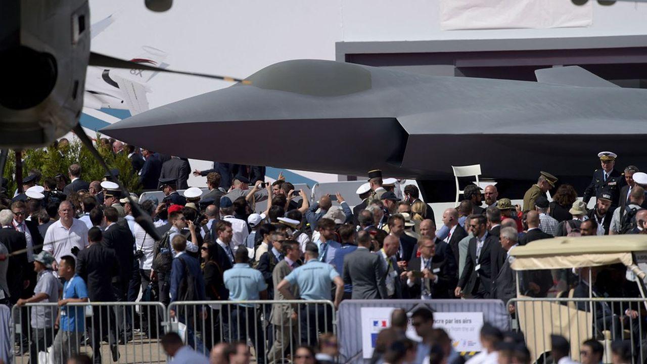 Le compteur tourne. Pour construire un avion européen de combat, Paris, Berlin et Madrid doivent se mettre d'accord pour passer à la phase des études détaillées et de la construction de démonstrateur.