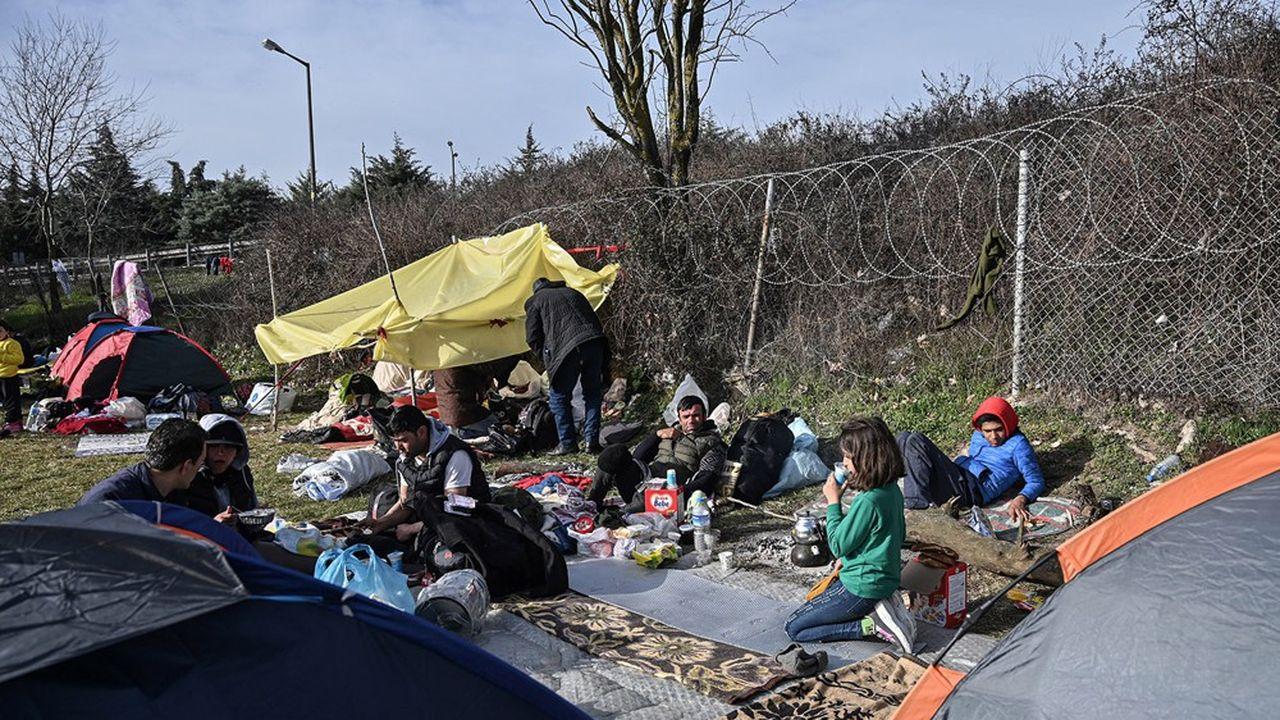 Fin février2020, des centaines de migrants ont tenté d'entrer en Grèce par le poste frontalier de Pazarkule au nord-ouest de la Turquie. C'est le dernier incident notable provoqué par Ankara pour tenter de déstabiliser ses partenaires européens.