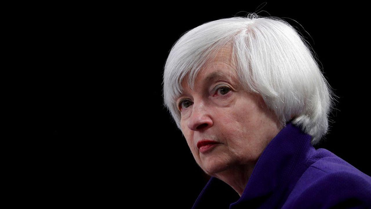 Janet Yellen, la secrétaire au Trésor américain entend mettre fin à la course au moins-disant fiscal et instaurer un taux d'imposition minimum de 21% aux Etats-Unis.
