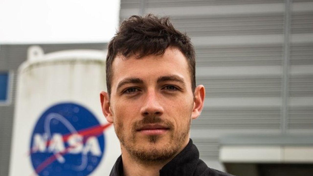 Simon Bouriat va postuler à l'appel de l'ESA pour recruter les astronautes européens de demain.