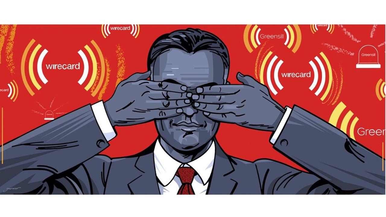 La planète financière vient d'être secouée par deux faillites aux ressemblances troublantes.