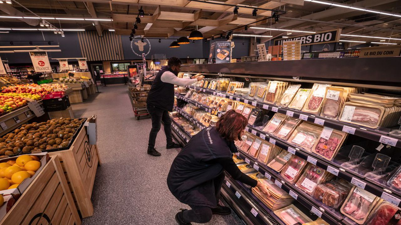 Avec son logiciel, Smartway permet d'alerter les personnes travaillant dans les rayons des supermarchés des produits approchant la date limite de consommation.