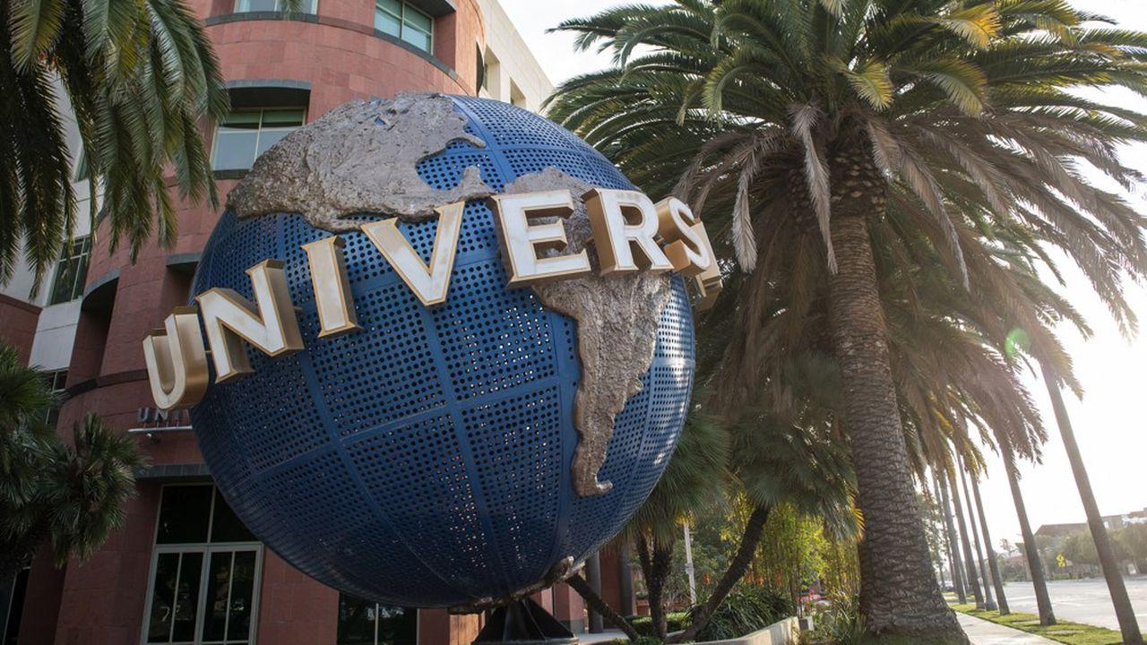 Le siège d'Universal Music Group (UMG) à Santa Monica, en Californie.