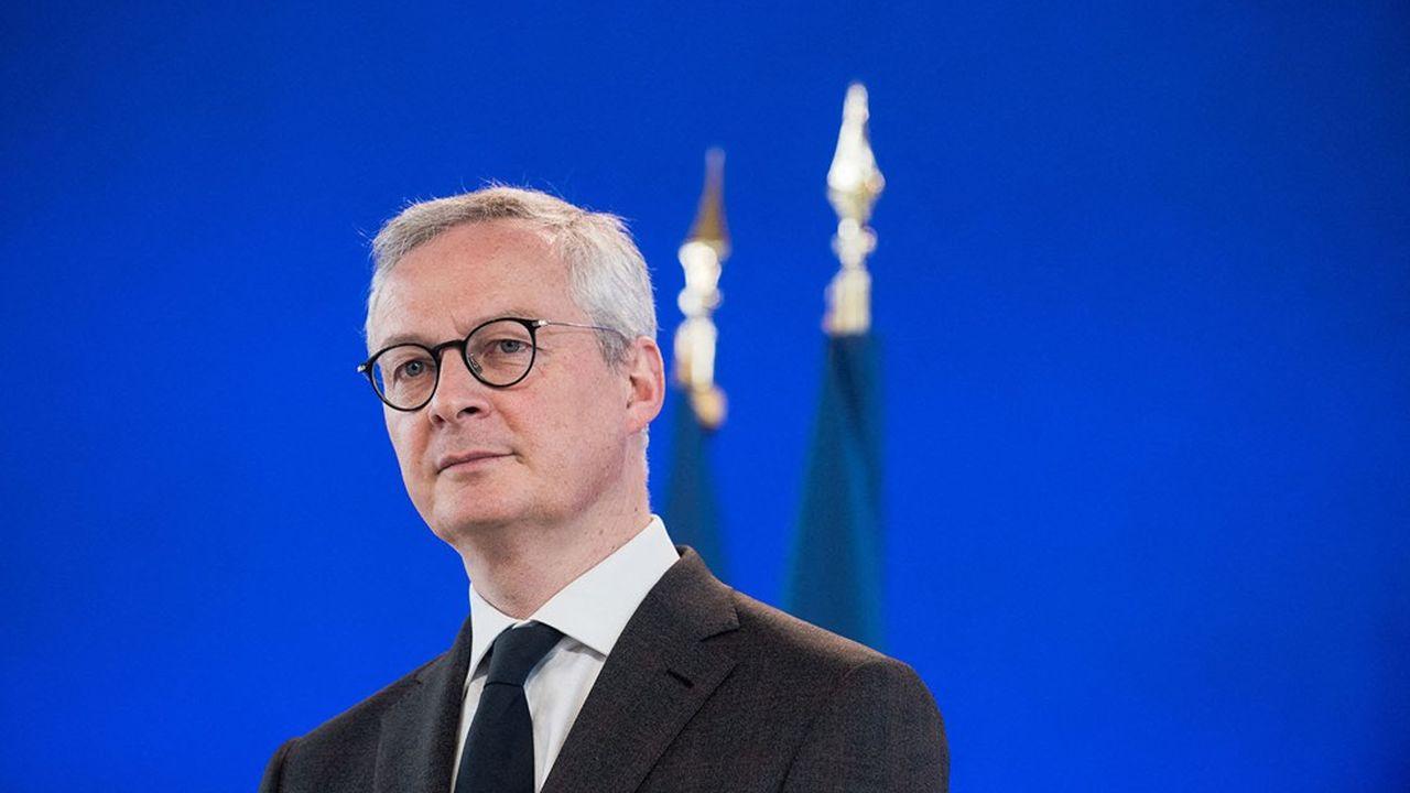 Bruno Le Maire redouble de prudence: «je ne peux pas donner de chiffres crédibles tant que nous n'avons pas tous les détails de la réforme», a-t-il fait valoir à Bloomberg.