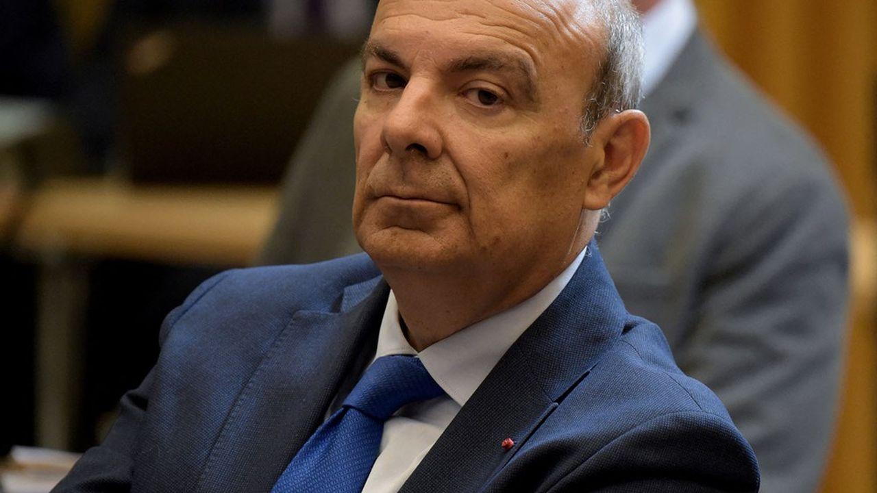 Eric Trappier avait mené pour le Gifas les négociations avec le gouvernement sur le plan de soutien à l'industrie aéronautique.