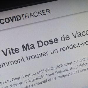 Au total, ce sont les créneaux d'environ 3.000 centres de vaccination qui sont ainsi scannés quotidiennement par «Vite ma dose».