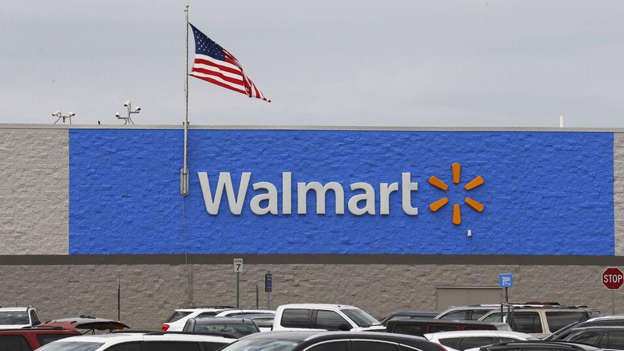 Walmart veut développer ses services financiers.