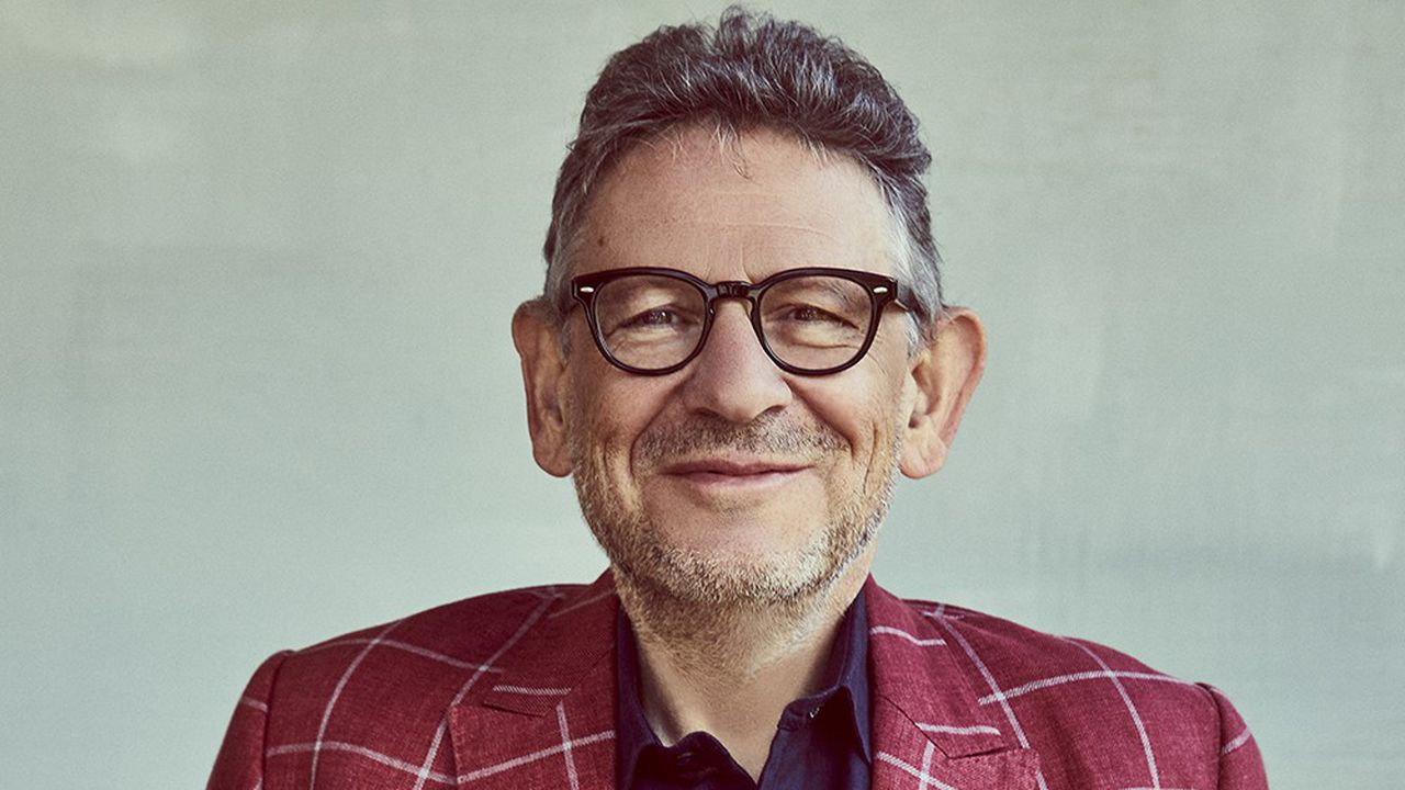Lucian Grainge, PDG d'Universal Music Group.