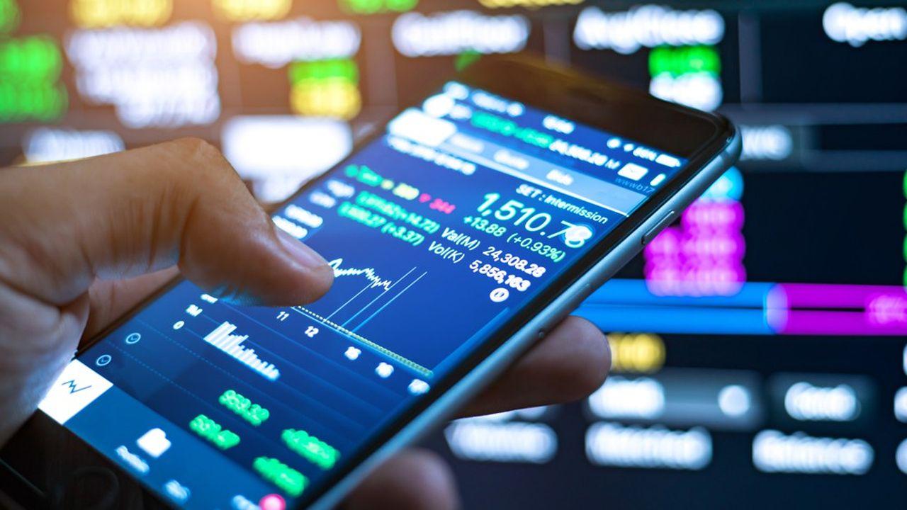 Encouragé par la hausse du CAC 40 (+46,9% en un an, au 1eravril), le retour des particuliers en Bourse s'accompagne aussi d'un rajeunissement des opérateurs.