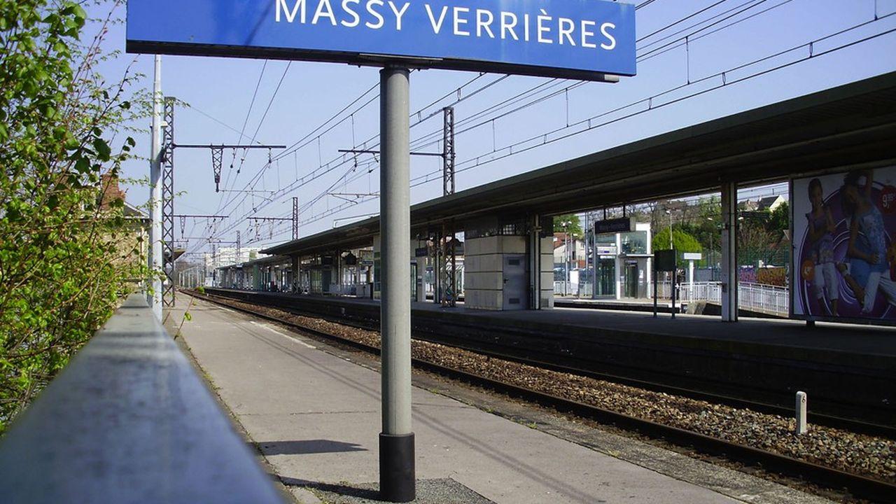 Le prolongement de la coulée verte permettra de relier le centre-ville (gare RER de Massy-la-Verrière) au pôle multimodal de la gare de Massy-Palaiseau