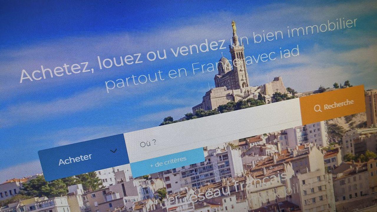 IAD est aujourd'hui le premier réseau de mandataires immobiliers en France.