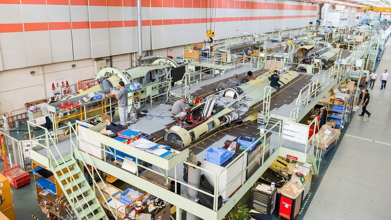 L'usine Dassault en partance pour Cergy-Pontoise offre un emplacement de choix en plein centre-ville d'Argenteuil.