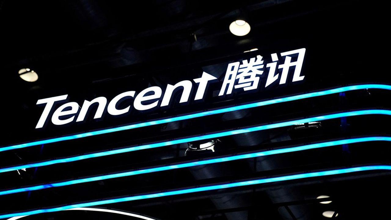 Tencent est le propriétaire de l'application sociale à grand succès WeChat.