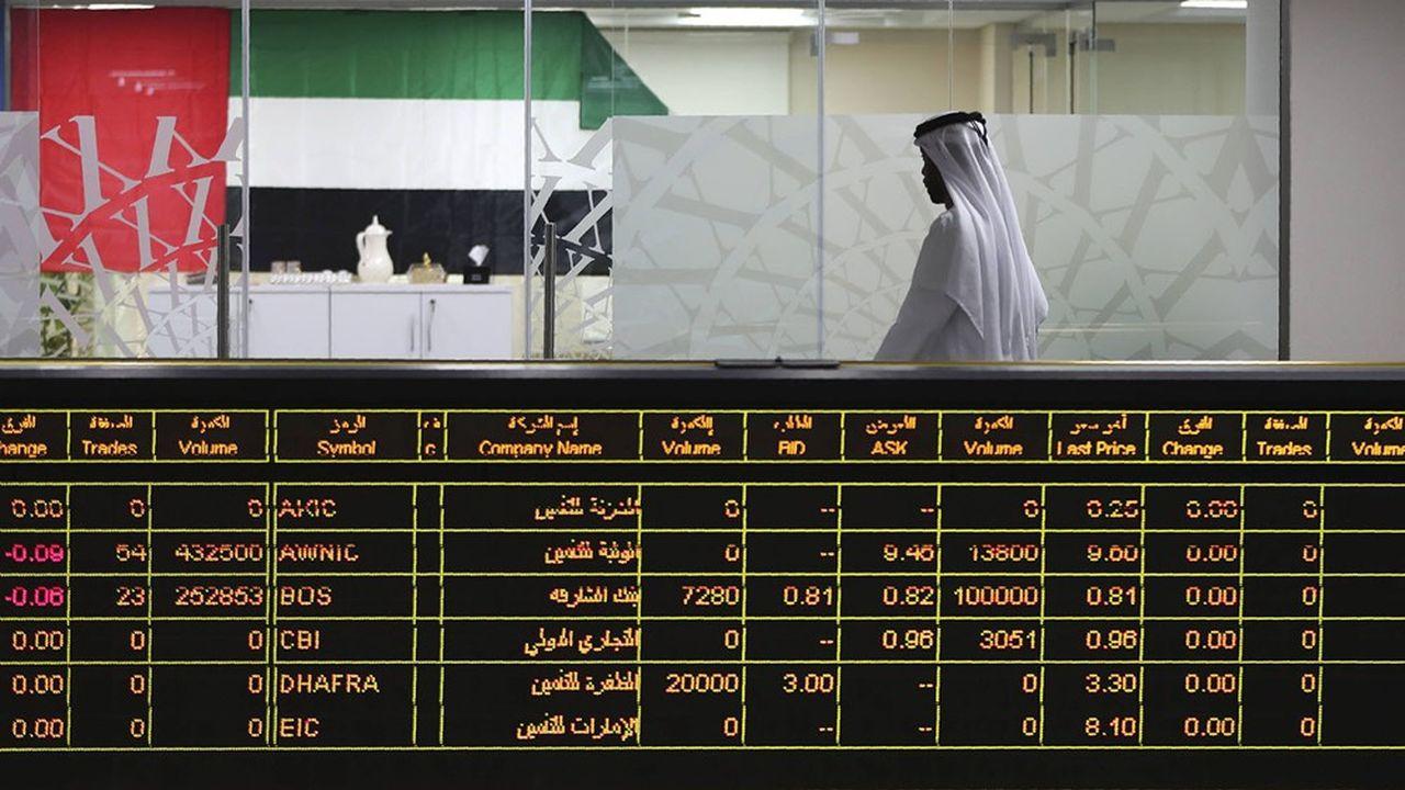 Les actions du groupe, à l'exception d'une très faible partie, restent aux mains d'Emiratis.