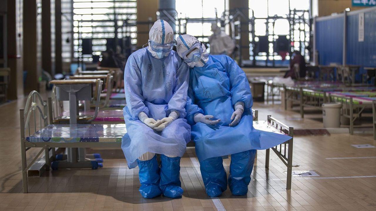 La Chine manque de médecins dans les hôpitaux publics des zones rurales.
